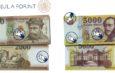 Megújulnak a 2000 és az 5000 forintos címletű bankjegyek